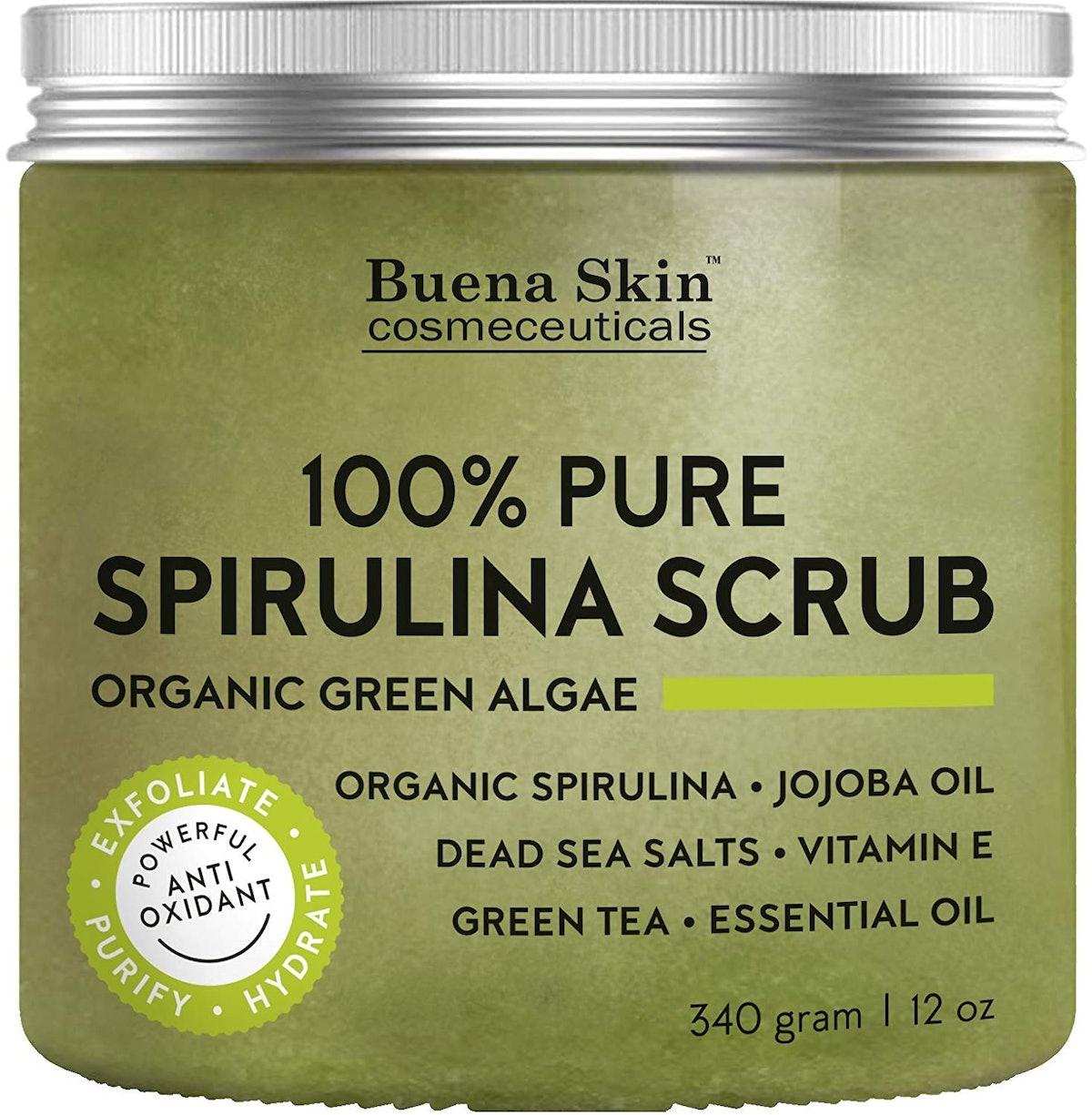 Buena Skin Spirulina Scrub