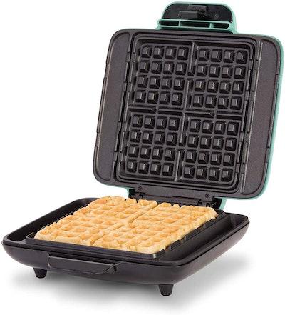 Dash No-Drip Mess-Free Belgian Maker Machine Waffle Iron