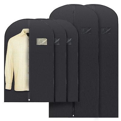 Plixio Garment Bags (5-Pack)