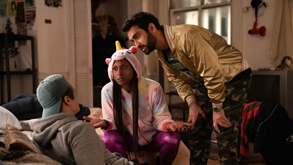 Issa Rae, Kumail Nanjiani star in 'The Lovebirds'