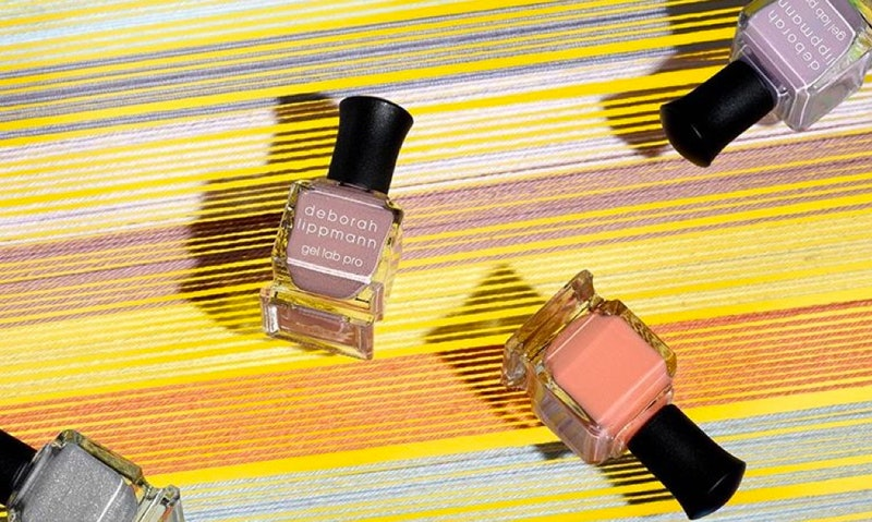 Deborah Lippmann's Soft Parade nail polish collection features four modern pastel shades ideal for spring.