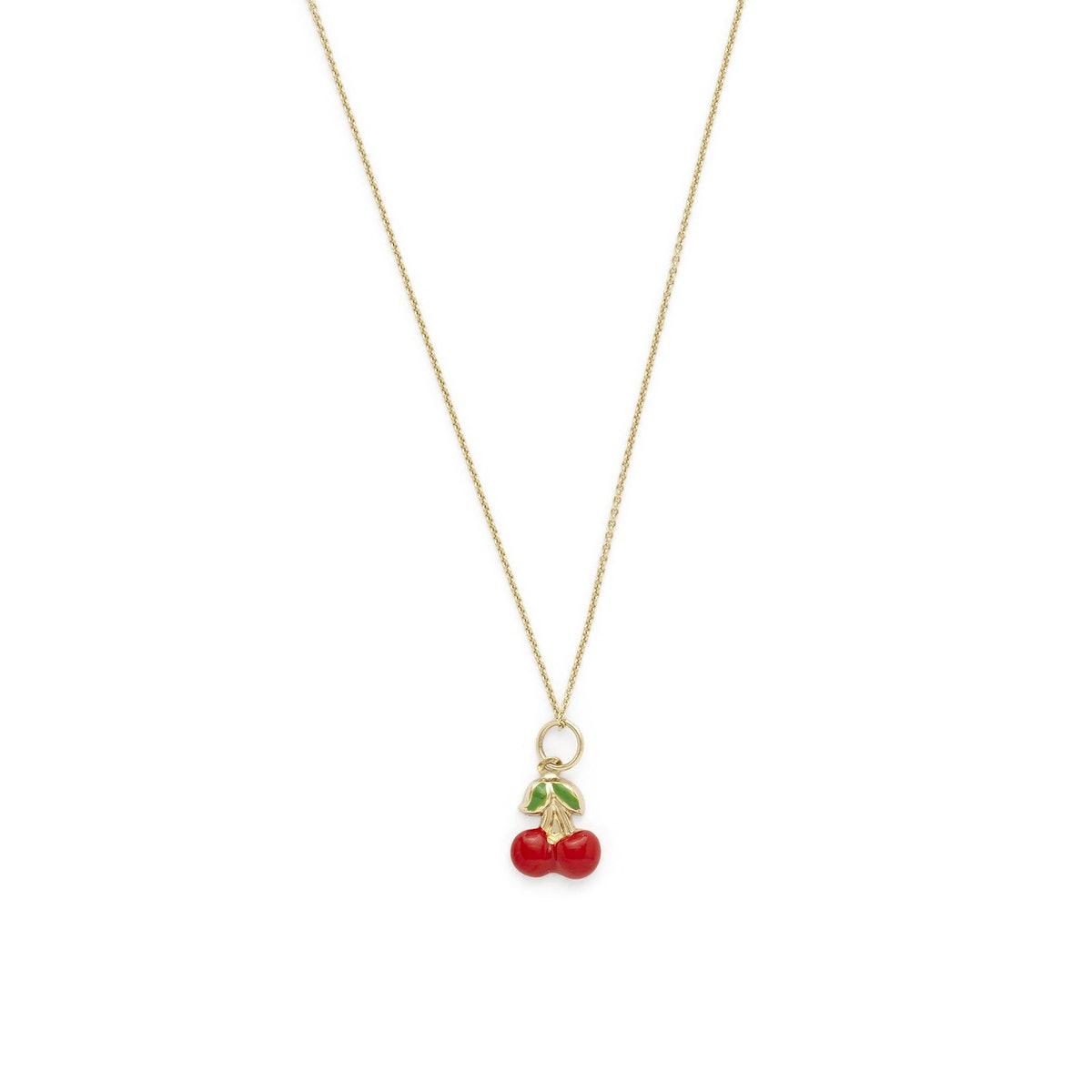Heidi Cherry Necklace
