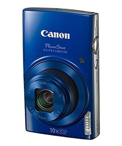 Canon PowerShot ELPH 190 Digital Camera