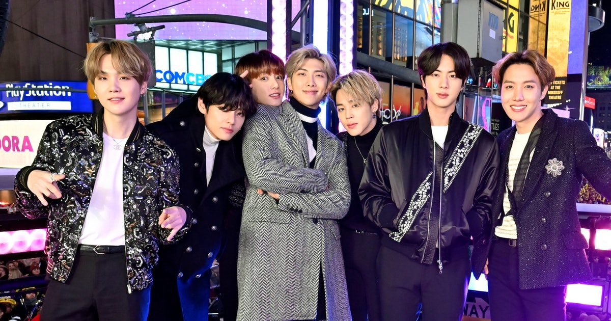 Here Are The Songs Each BTS Member Helped Produce On 'MOTS: 7'