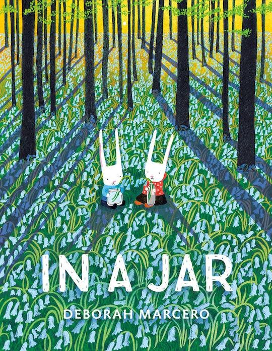 The cover of In A Jar by Deborah Marcero