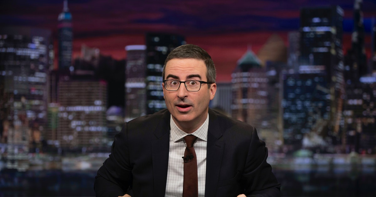 How To Watch Season 7 Of 'Last Week Tonight With John Oliver' In The UK