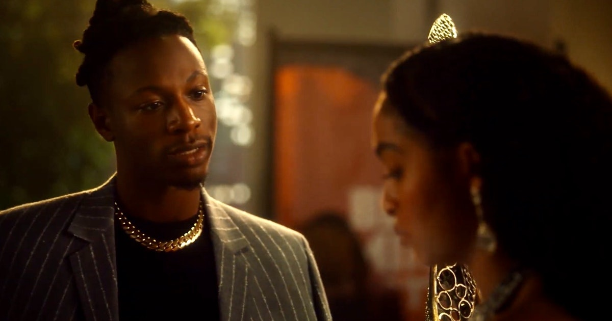 Joey Badass' 'grown-ish' Character Might Actually Help Zoey Finally Grow Up This Season