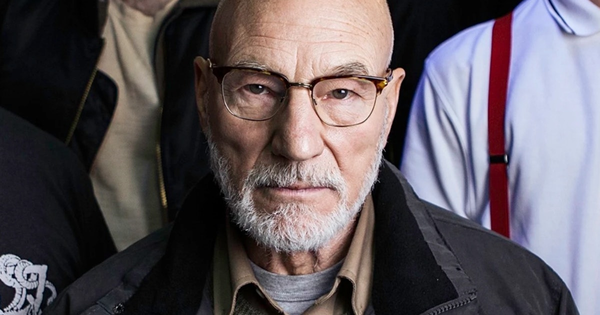Patrick Stewart was the scariest villain of the decade