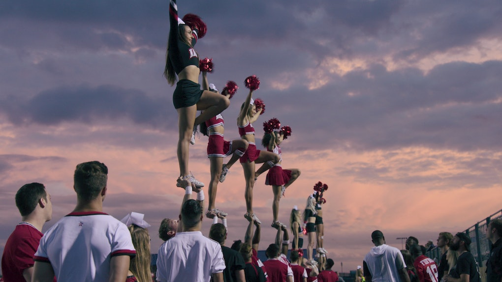 'Cheer' series on Netflix