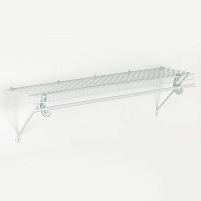 ClosetMaid SuperSlide Ventilated Shelf Kit