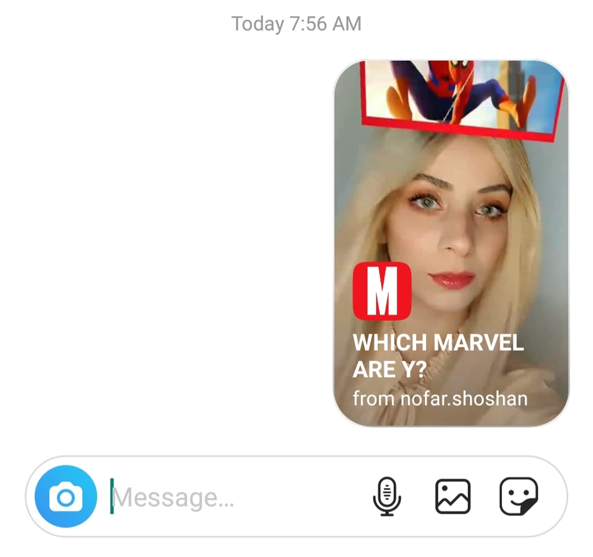 Here's How To Get The 'Avengers' Instagram Filter to see which Marvel character you are.