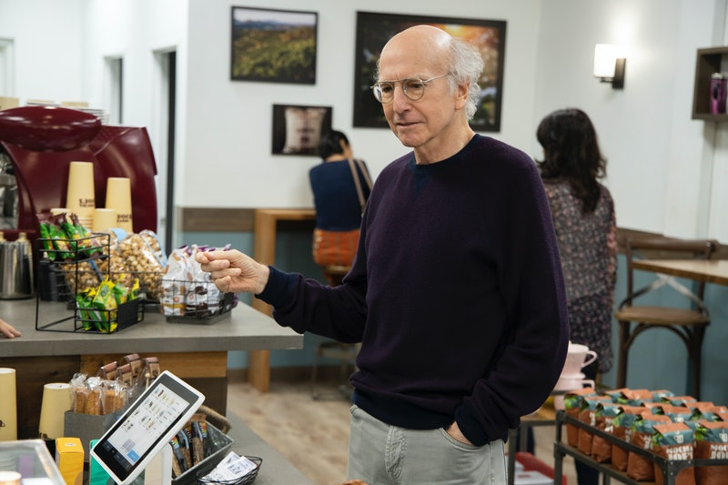 Larry David in Curb Your Enthusiasm Season 10