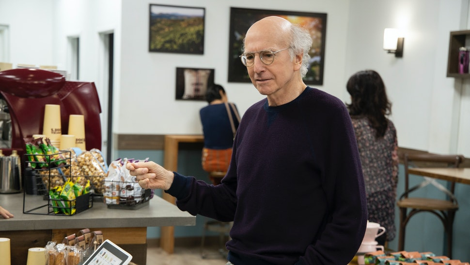 Larry David in Curb Your Enthusiasm Season 10