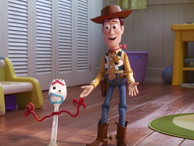 'Toy Story 4' will make its debut on Disney+ in early February.