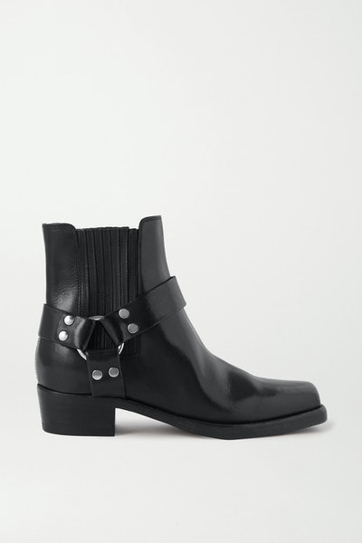 Cavalry Ankle Boots