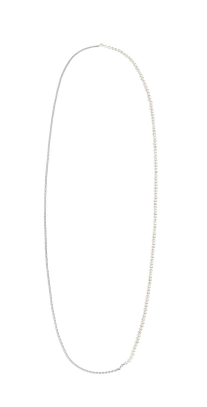 Long Valen Pearl Necklace