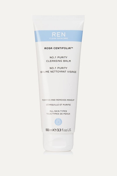 Ren Clean Skincare Rosa Centifolia Purity Cleansing Balm