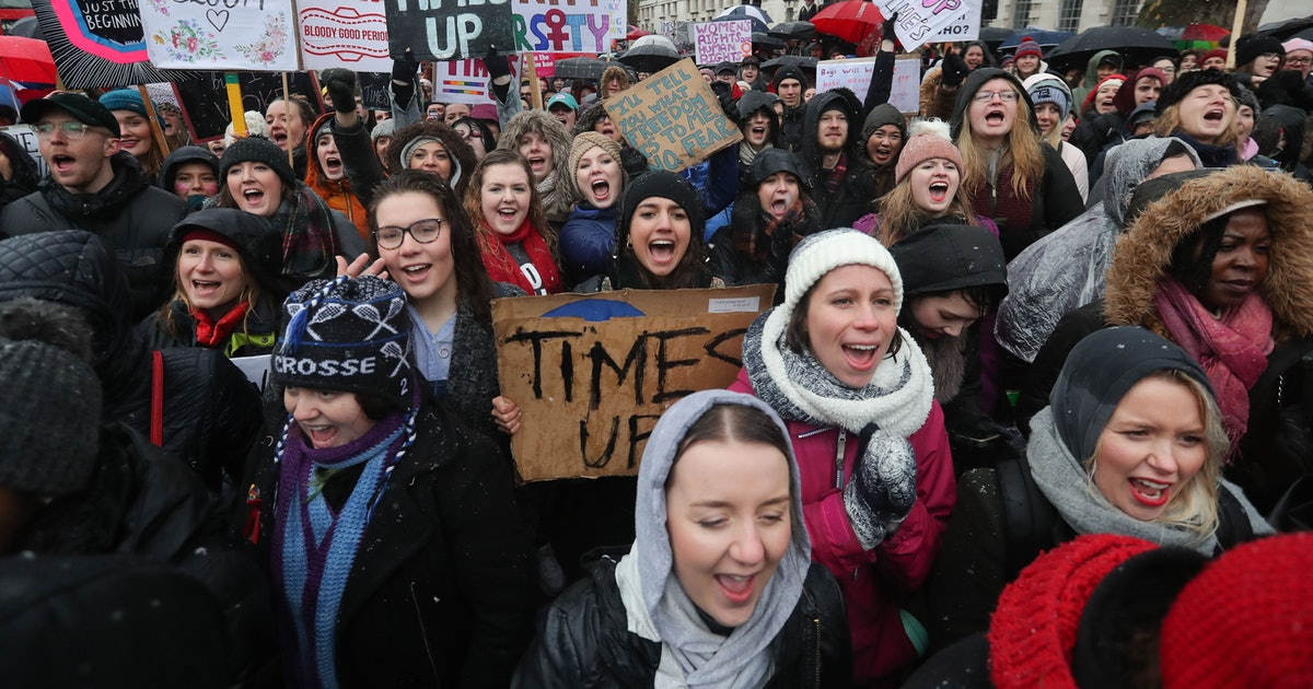 Everything You Need To Know About The 2020 Women's March London