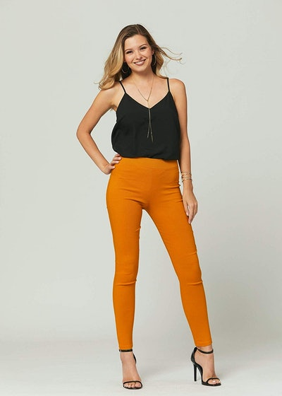Conceited Premium Women's Stretch Ponte Pants