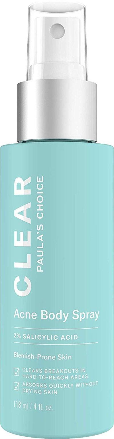 Paula's Choice CLEAR Back and Body Acne Spray (4 Oz)