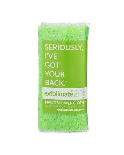 ExfoliMATE Magic Exfoliating Shower Cloth