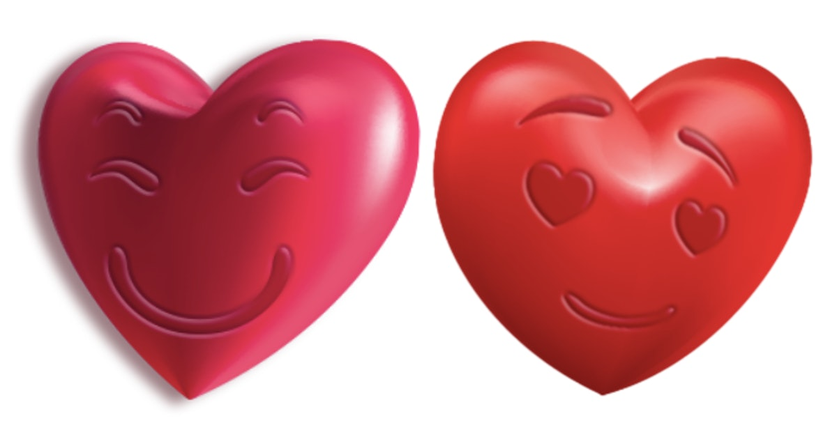 Welch's Heart-Shaped Valentine Emoji Fruit Snacks Are Back For The Holiday