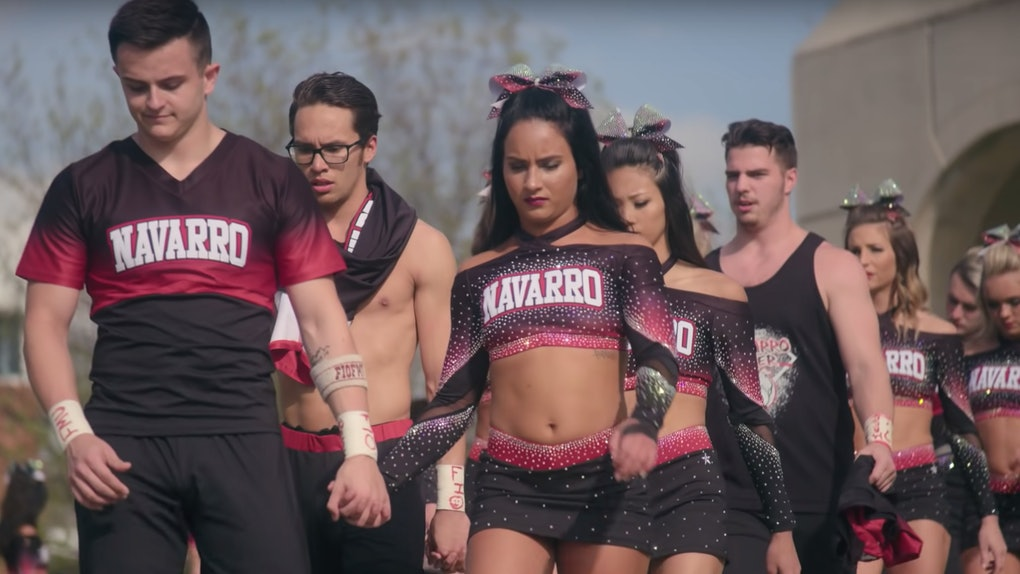 Fans wonder if 'Cheer' will be renewed for Season 2