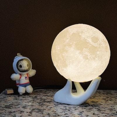Mydethun Moon Lamp Moon Light