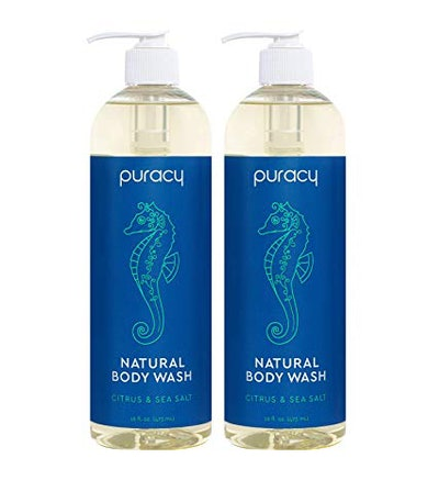 Puracy Natural Body Wash (2-Pack)