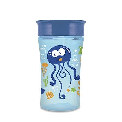 NUK Magic 360 Sippy Cup, Blue