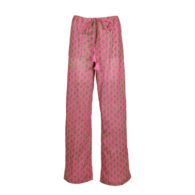 Pink Prickly Pax Lounge Pants
