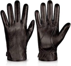 Alepo Genuine Sheepskin Leather Gloves