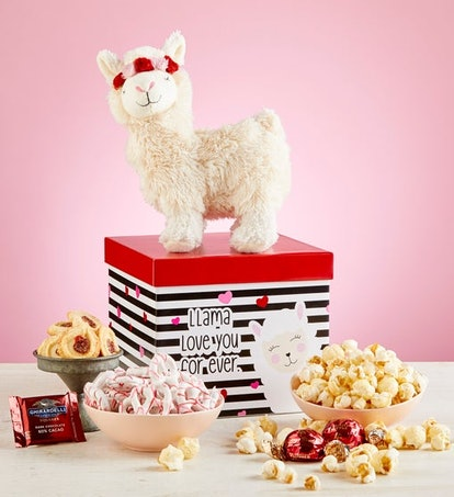 Wild About You Valentine Sweets Tower