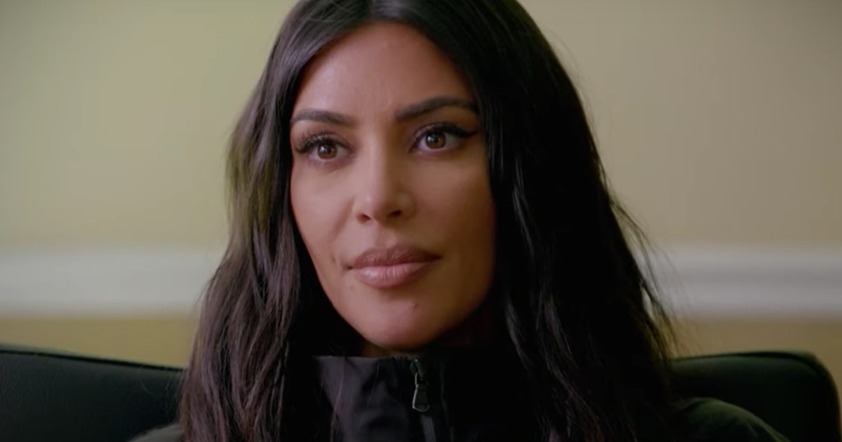 The 'Kim Kardashian West: The Justice Project' Trailer Takes On Prison Reform