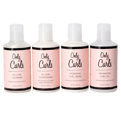 Only Curls Mini Travel Collection