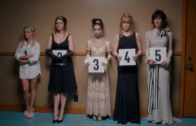 Zoe Kravitz S Wedding Dress Will Give You Big Little Lies