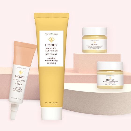 Earth To Skin Honey Starter Set