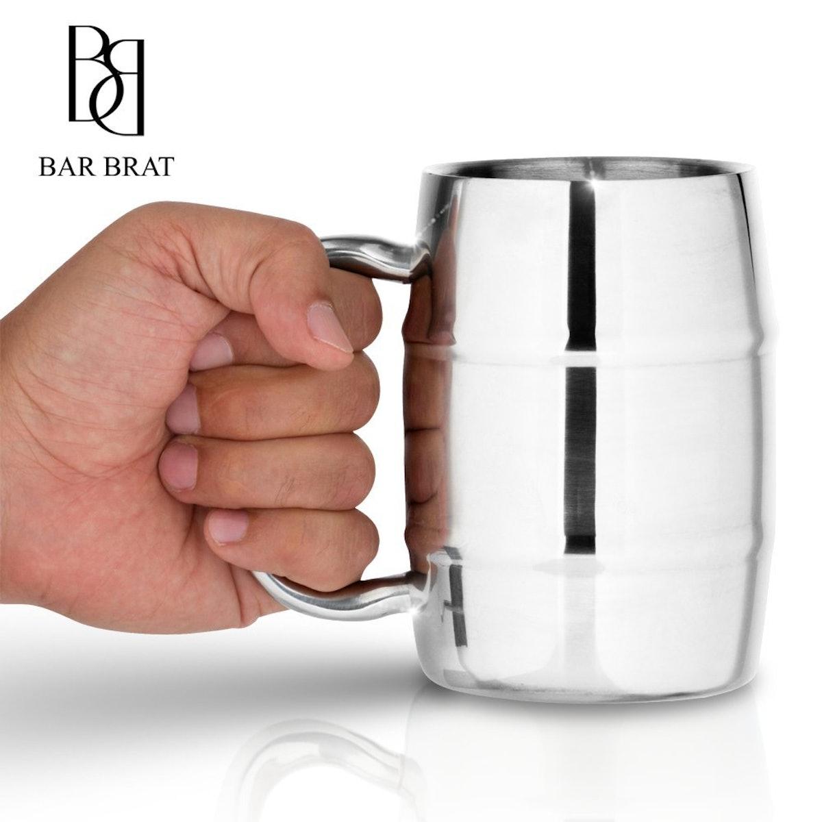 Bar Brat Insulated Mug