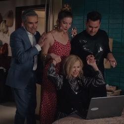 Schitt's Creek fans can watch season 6 on Netflix in October.