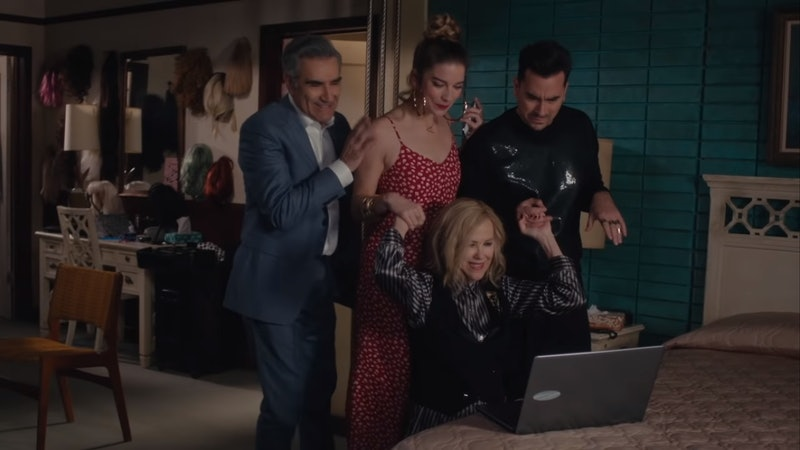 Schitt's Creek fans can watch season 6 on Netflix in October.