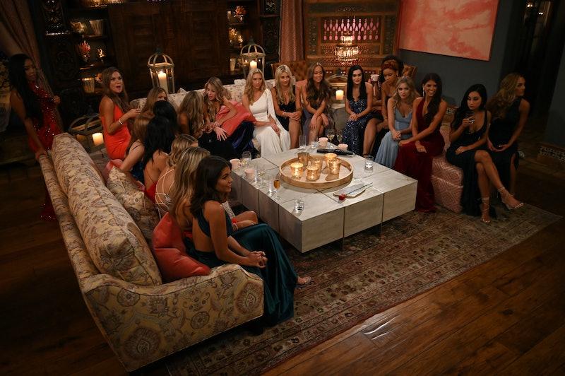 The contestants on Season 24 of The Bachelor