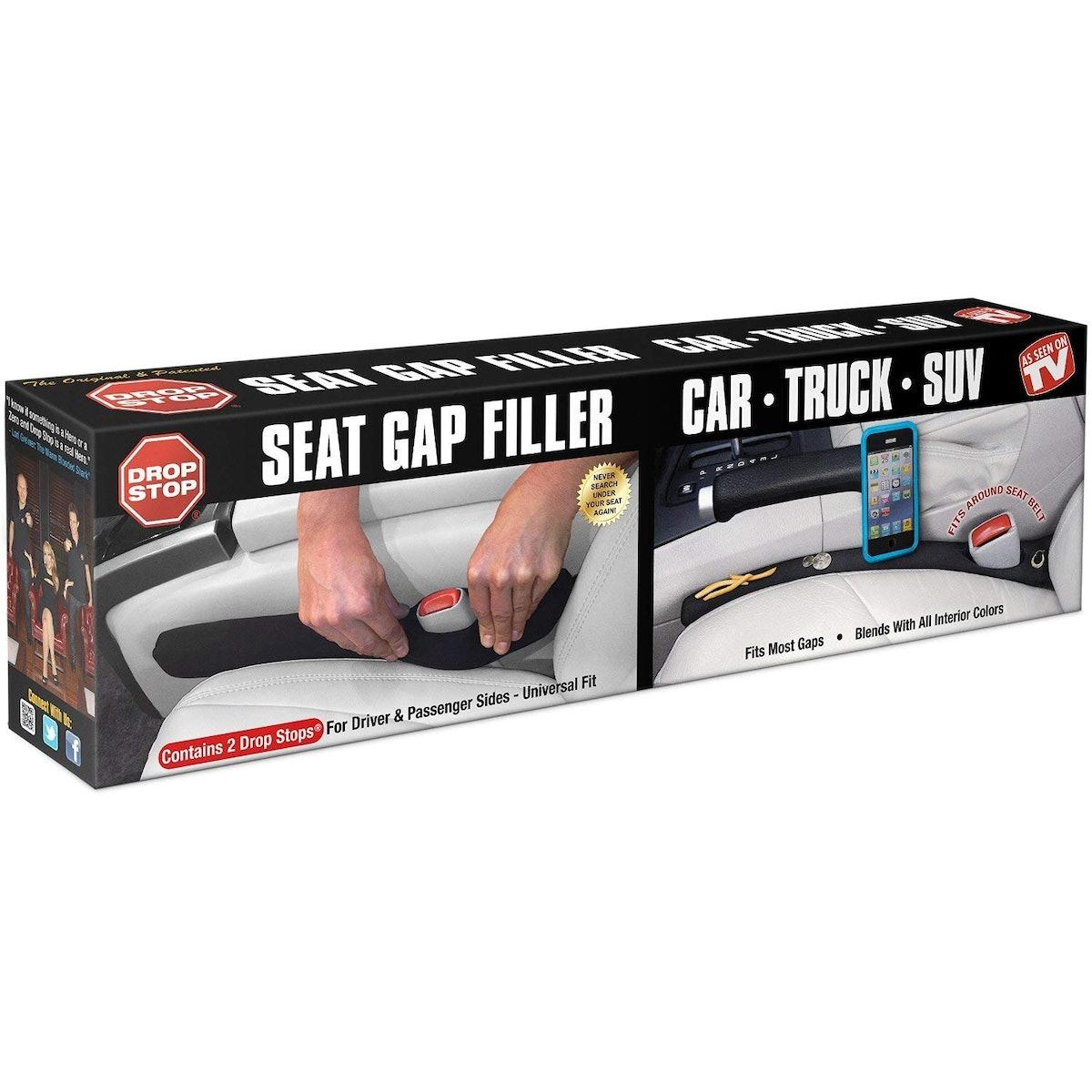 Drop Stop Seat Gap Filler (2-Pack)