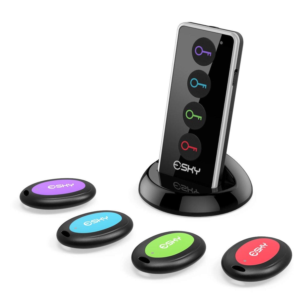 Key Finder, Esky Wireless Rf Item Locator