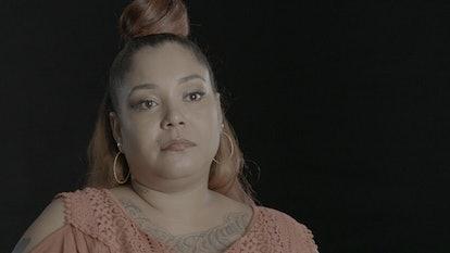 Ebony Wilkins in Surviving R. Kelly Part II: The Reckoning tells her story.