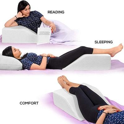 EBUNG Leg Elevation Pillow
