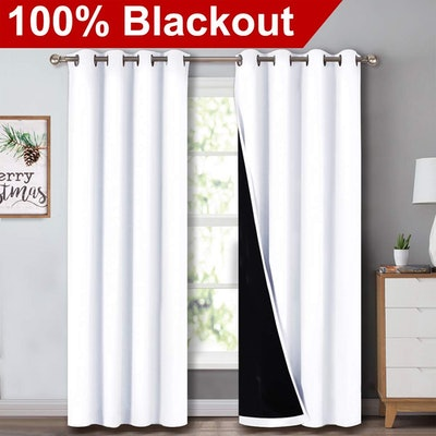 NICETOWN Blackout Window Curtains (2-pack)