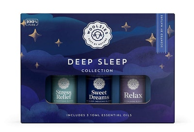 Woolzies 100% Pure Deep Sleep Essential Oil Set (Set Of 3)