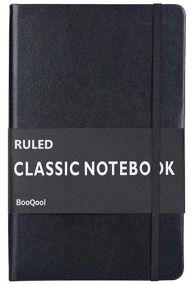 BooQool Ruled Notebook