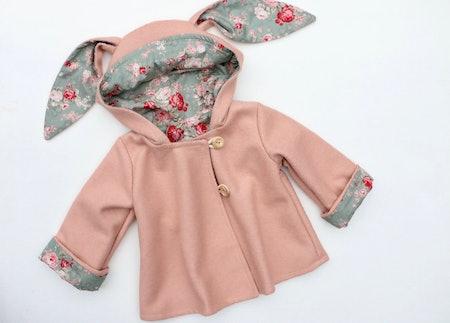 Wool Bunny Coat