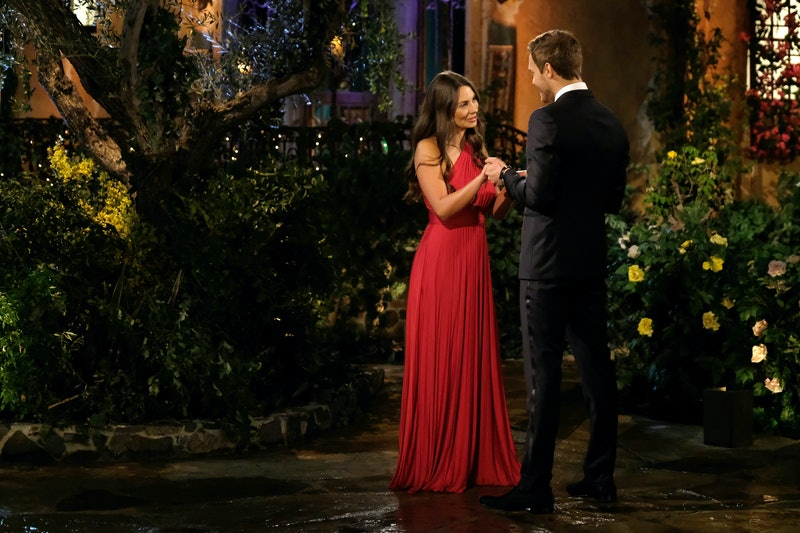 Kelley Flanagan and Peter Weber on 'The Bachelor' Season 24